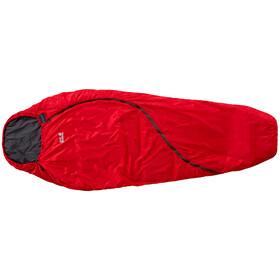 Jack Wolfskin Smoozip +3 Sleeping Bag Women red fire